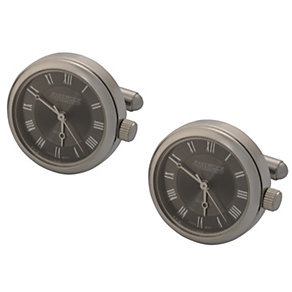 Jean Pierre black dial cufflink watches - Product number 8113564