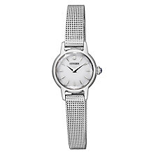 Citizen Elegance Ladies' Stainless Steel Bracelet Watch - Product number 8117268