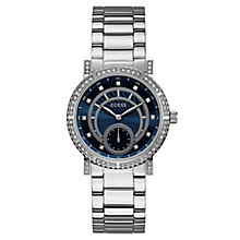 Guess Ladies' Stainless Steel Bracelet Watch - Product number 8119414