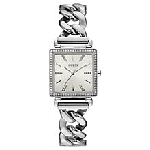 Guess Ladies' Stainless Steel Bracelet Watch - Product number 8119503