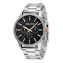 Police Men's Stainless Steel Bracelet Strap Watch - Product number 8119813