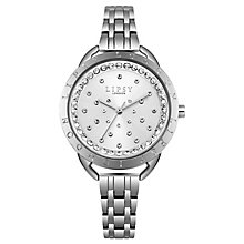 Lipsy Ladies' Silver Alloy Bracelet Watch - Product number 8120358