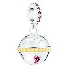 Chamilia Sterling Silver Jingle Bell Charm - Product number 8128154
