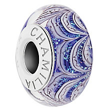 Chamilia Jack Frost Azure Ripple Bead - Product number 8128804