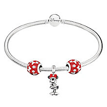 Chamilia Disney Sterling Silver Minnie Mouse Bracelet - Product number 8128839