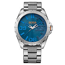 Boss Orange Men's Stainless Steel Bracelet Watch - Product number 8132135