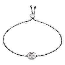 Emporio Armani Stainless Steel Signature Bracelet - Product number 8139431