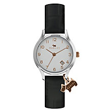Radley Ladies' Black Leather Strap Watch - Product number 8140812