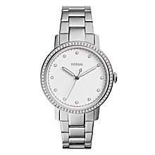 Fossil Neely Ladies' Stainless Steel Bracelet Watch - Product number 8144672