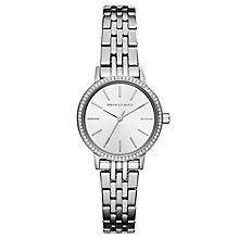 Armani Exchange Ladies' Stainless Steel Bracelet Watch - Product number 8145059