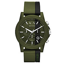 Armani Exchange Connected Men's Green Hybrid Smartwatch - Product number 8145105