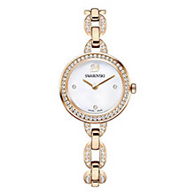 Swarovski Rose Gold Tone Aila Mini Bracelet Watch - Product number 8145601
