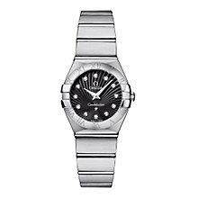 Omega Constellation Quartz ladies' Bracelet watch - Product number 8146594