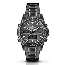 Accurist Men's Stainless Steel Bracelet Watch RRP £249.99 - Product number 8151091