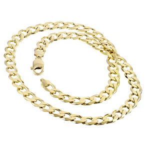9ct Yellow Gold 20