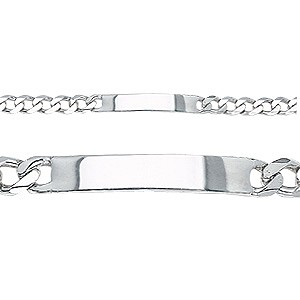 Men's Silver Bracelet - Product number 8152403