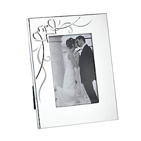 True Heart Silver-Plated Photo Frame 4