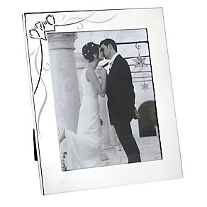 True Heart Silver-Plated Photo Frame 8