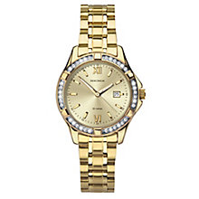 Sekonda Ladies' Gold Plated Stainless Steel Bracelet Watch - Product number 8153965