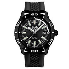 Ball Fireman NECC Men's Ion Plated Black Bracelet Watch - Product number 8154074