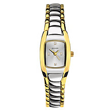 Sekonda Ladies' Two Tone Stainless Steel Bracelet Watch - Product number 8158606