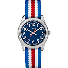 Timex Time Machines™ Children's Nylon Strap Watch - Product number 8163561