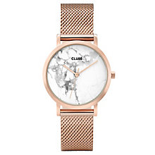 Cluse Ladies' La Roche Petite Rose Gold Mesh Bracelet Watch - Product number 8164843