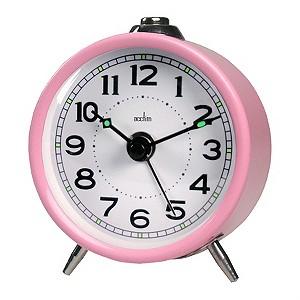 Osker Pink Alarm Clock