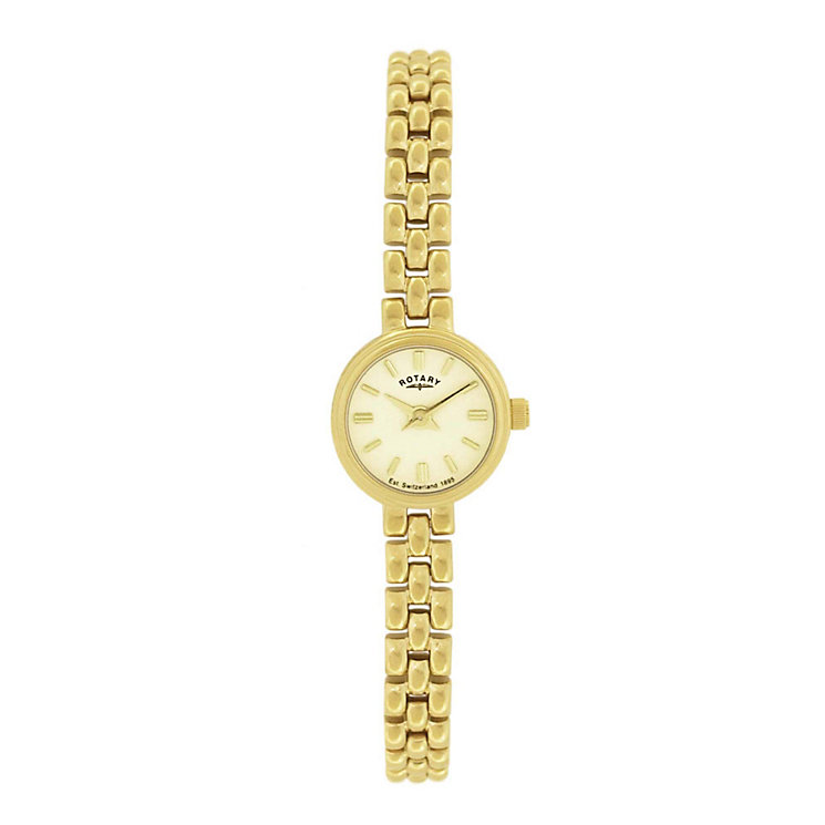 Rotary Gold-Plated Ladies' Watch - Product number 8186359