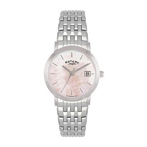 Rotary Ladies' Mother of Pearl Dial Watch - Product number 8186995