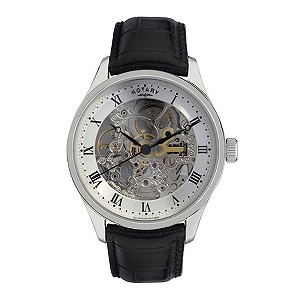 Rotary Men's Skeleton Watch - Product number 8187088