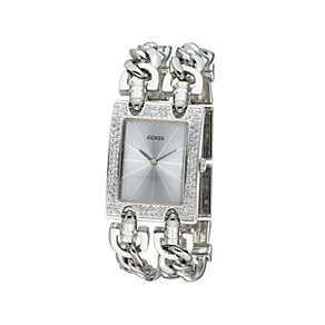 Guess Ladies' Heavy Metal Bracelet Watch - Product number 8187606
