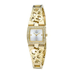 Guess Whimsy Gold-Plated Watch