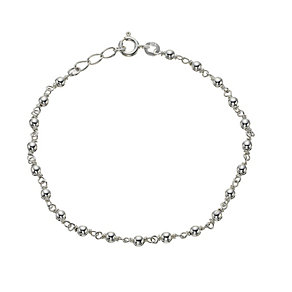 Sterling Silver Bead Bracelet - Product number 8188475