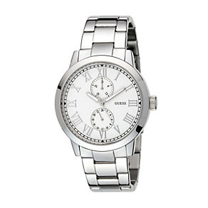 Guess Clockwise Men's Stainless Steel Bracelet Watch - Product number 8190550