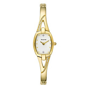 Accurist Ladies' Gold-Plated Watch - Product number 8190755