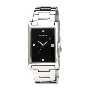 Accurist Men's Diamond Set Watch - Product number 8190771