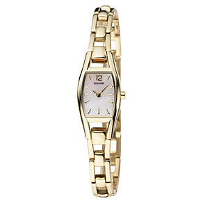 Accurist Ladies' Gold Plated Bracelet Watch - Product number 8190917