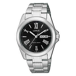 Lorus Men's Stainless Steel Bracelet Watch - Product number 8191018