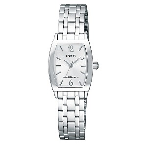 Lorus Ladies' Stainless Steel Bracelet Watch - Product number 8191085