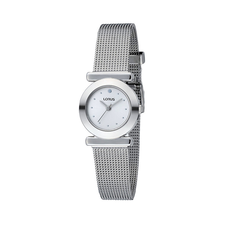 Lorus Ladies' Stainless Steel Bracelet Watch - Product number 8191158