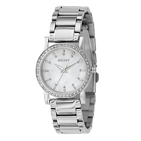 DKNY Ladies' Stainless Steel Bracelet Watch - Product number 8192944