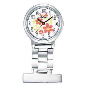 Lorus Flowers Fob Watch - Product number 8193843
