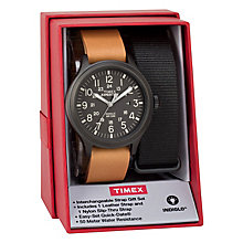 Timex Men's Expedition Scout Multi Strap Watch Set - Product number 8193959