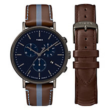Timex Men's Multi Strap Watch Set - Product number 8194009