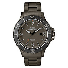 Timex Men's Expedition Ranger Stainless Steel Bracelet Watch - Product number 8195161