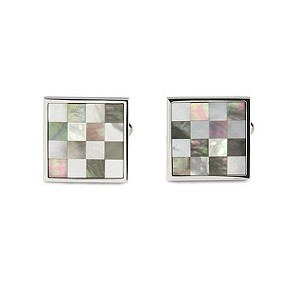 Simon Carter mother of pearl cufflinks - Product number 8205183
