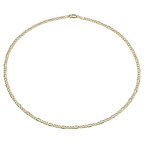 9ct Yellow Gold Valentina Necklace