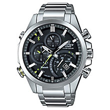 Casio Edifice Men's Stainless Steel Bracelet Watch - Product number 8216355