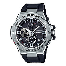 G-Shock Men's Black Silicone Strap Watch - Product number 8216487